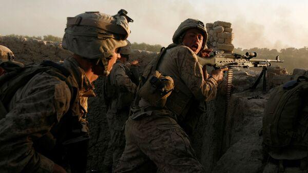 Američtí vojáci v Afghánistánu. Archivní foto - Sputnik Česká republika