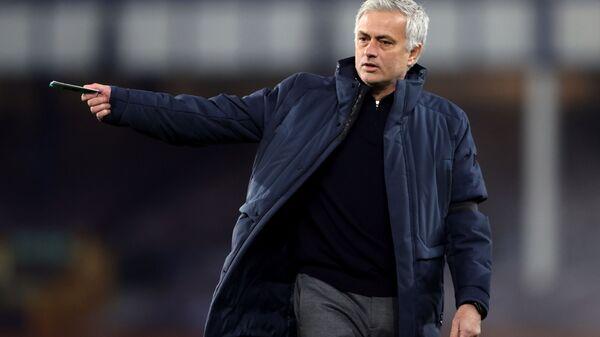 Fotbalový trenér José Mourinho - Sputnik Česká republika