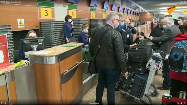 Letiště Moskva-Šeremeťjevo - Sputnik Česká republika