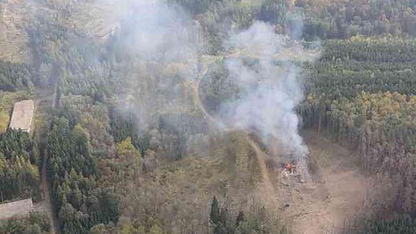 Взрывы боеприпасов в чешской деревне Врбетица в 2014 году - Sputnik Česká republika