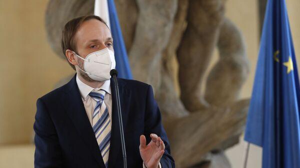 Новый министр иностранных дел Чехии Якуб Кулханек - Sputnik Česká republika