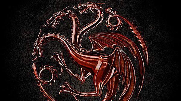 Постер к телесериалу «Дом дракона» - Sputnik Česká republika