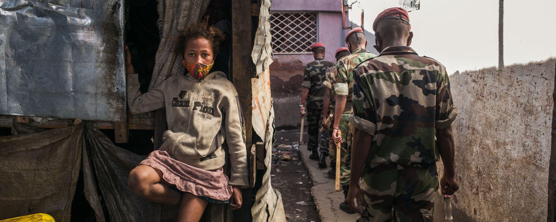 Dítě v Antananarivu - Sputnik Česká republika, 1920, 06.05.2021