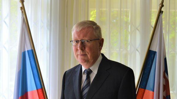 Velvyslanec Ruské federace na Slovensku Igor Bratčikov - Sputnik Česká republika