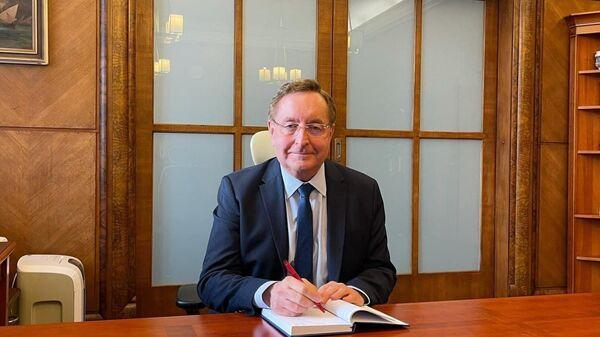 Ministr zdravotnictví Petr Arenberger - Sputnik Česká republika