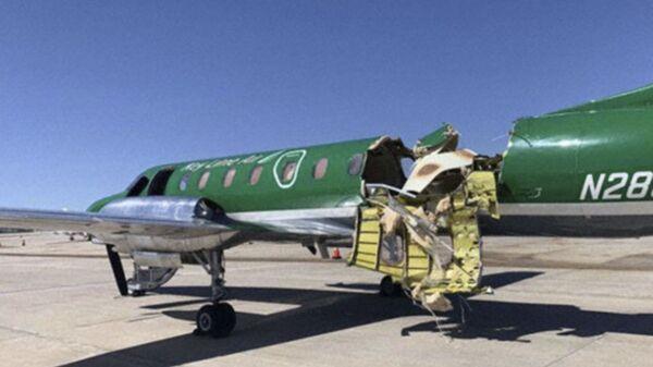 Два небольших самолета столкнулись в воздухе недалеко от американского города Денвер - Sputnik Česká republika
