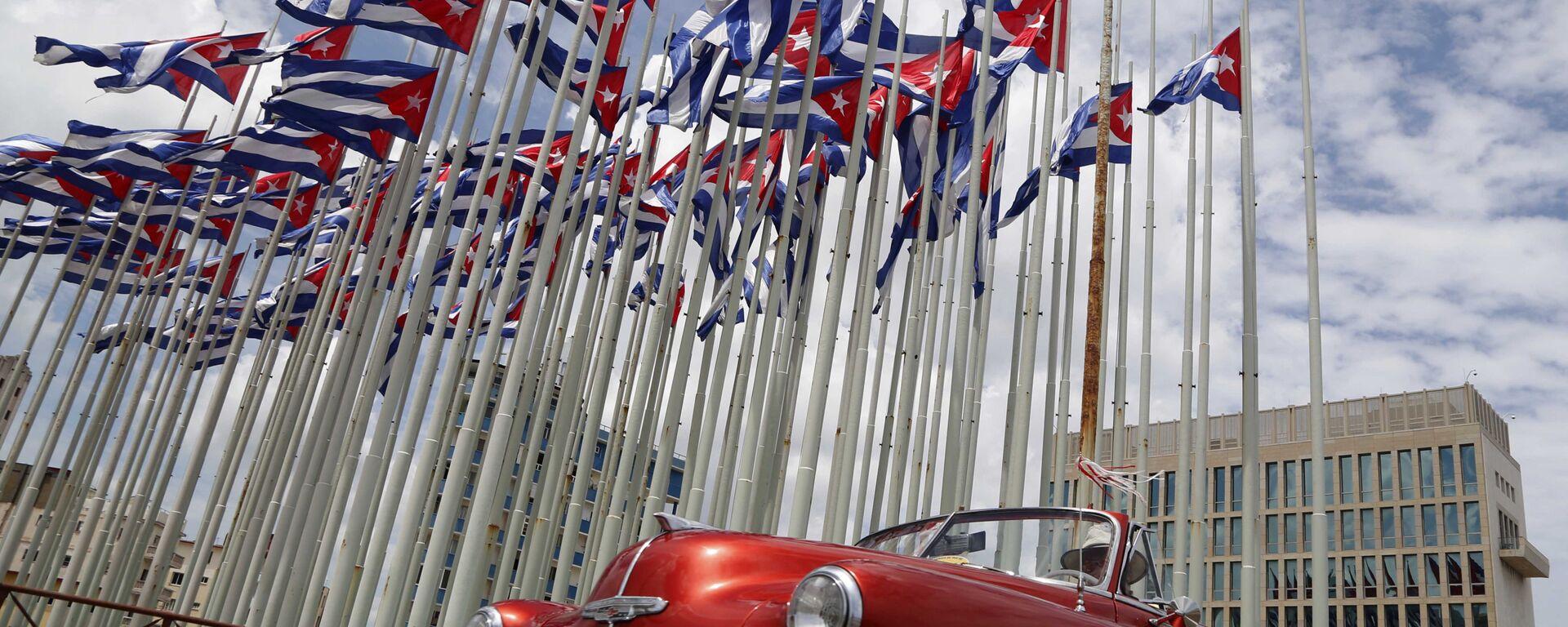 Velvyslanectví USA na Kubě - Sputnik Česká republika, 1920, 13.05.2021