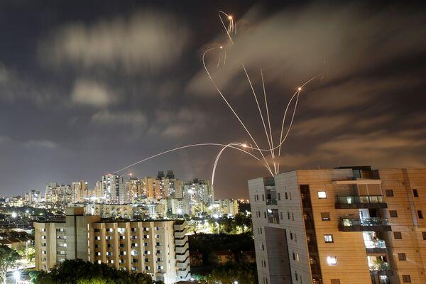 Nálet na Izrael z Pásma Gazy - Sputnik Česká republika