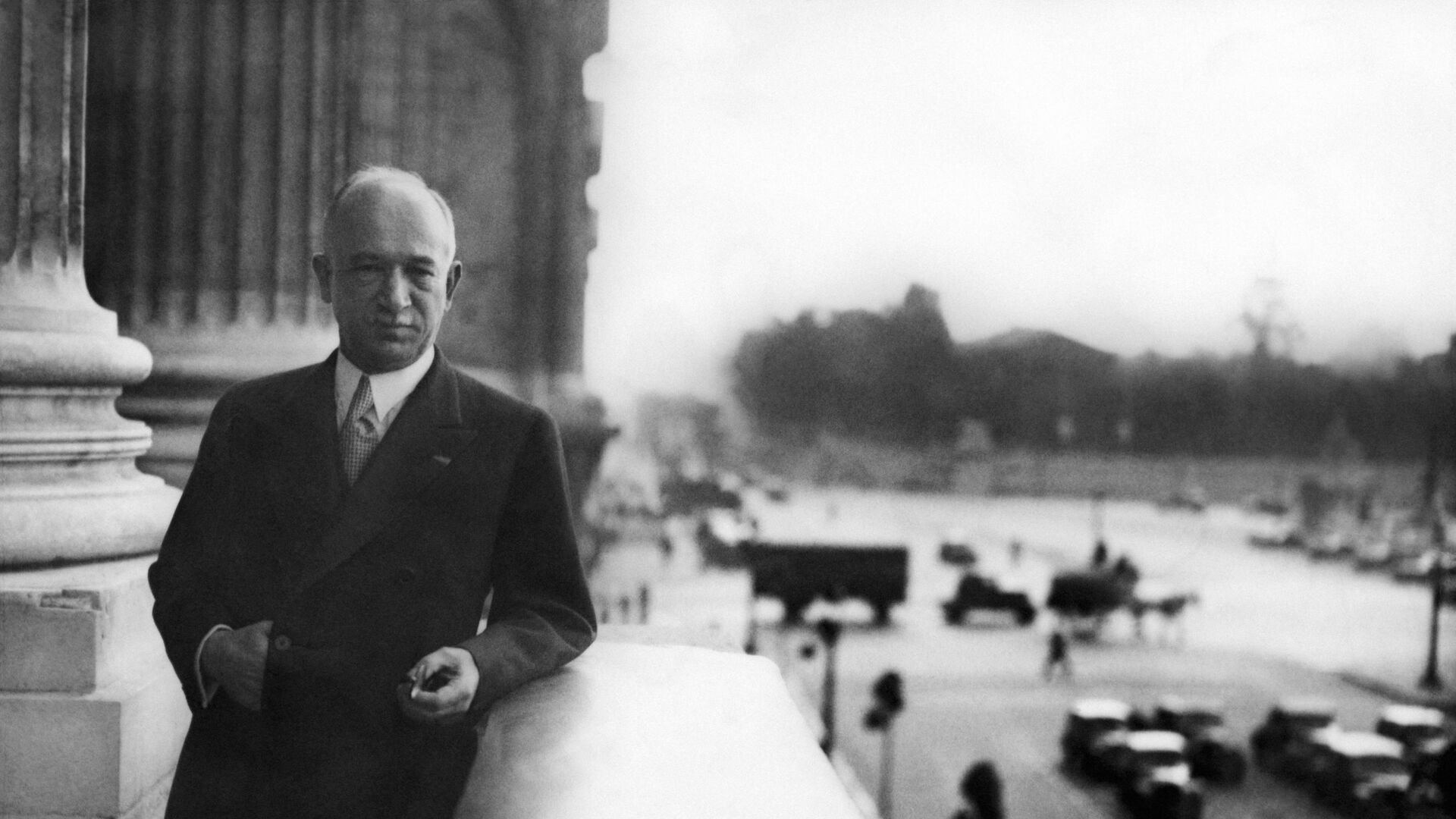 Prezident Edvard Beneš v Paříži, 1939 - Sputnik Česká republika, 1920, 13.05.2021