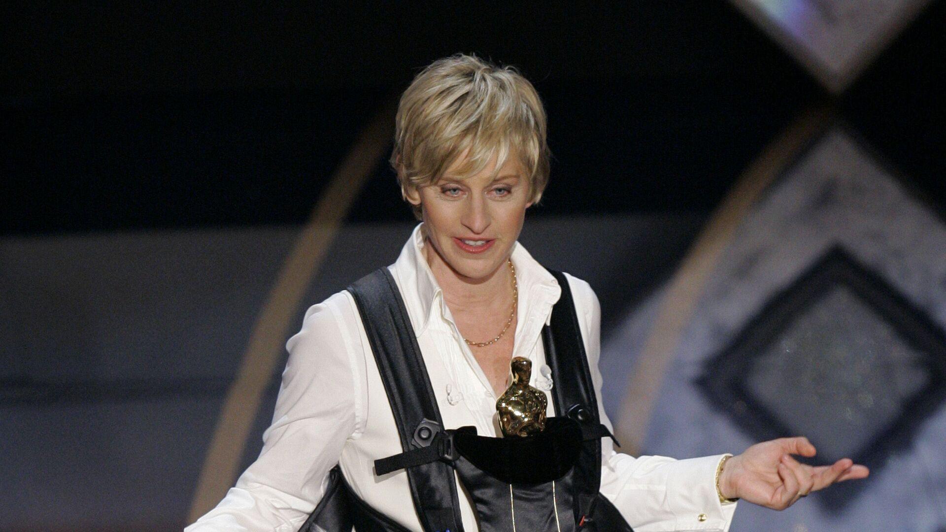 Ellen DeGeneres  - Sputnik Česká republika, 1920, 13.05.2021