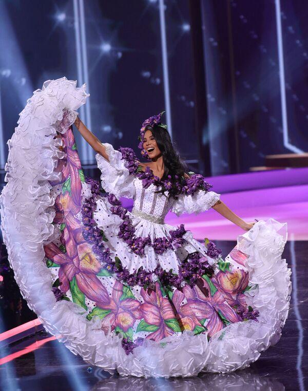 Miss Kostariky Ivonne Cerdas Cascante. - Sputnik Česká republika