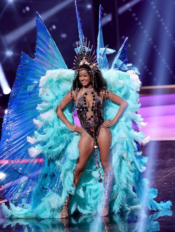 Miss Barbadosu Hillary Ann Williams. - Sputnik Česká republika