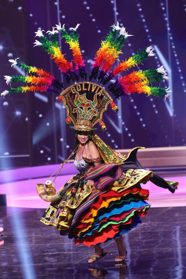 Miss Bolívie Lenka Nemer. - Sputnik Česká republika