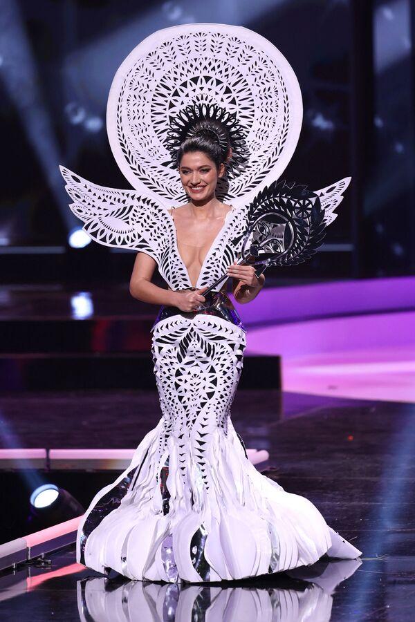 Miss Ukrajiny Yelyzaveta Yastremská. - Sputnik Česká republika