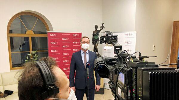 Генеральный прокурор Чехии Павел Земан - Sputnik Česká republika