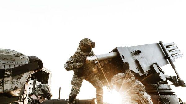 Учения НАТО в Польше - Sputnik Česká republika