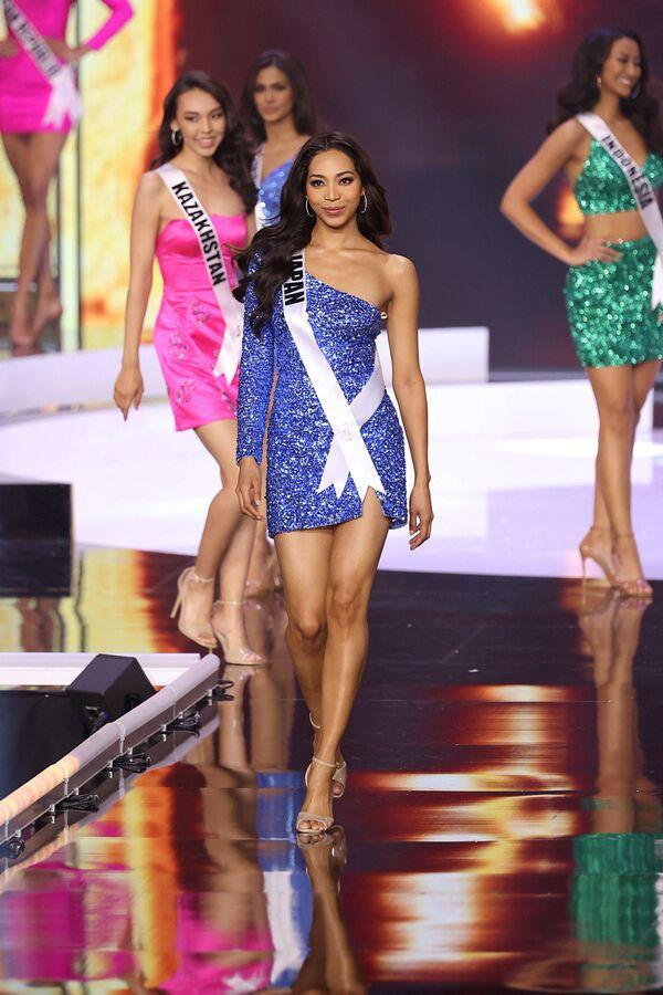 Miss Japonska Aisha Harumi Tochigi. - Sputnik Česká republika