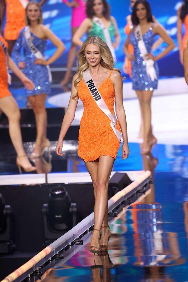 Miss Polska Natalia Pigula. - Sputnik Česká republika