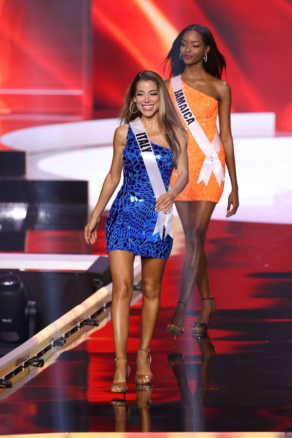 Miss Itálie Viviana Vizzini. - Sputnik Česká republika