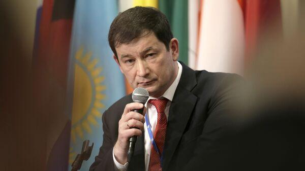 Заместитель постпреда России при ООН Дмитрий Полянский - Sputnik Česká republika