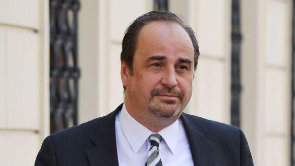 Бывший министр иностранных дел Чехии Ян Когоут - Sputnik Česká republika