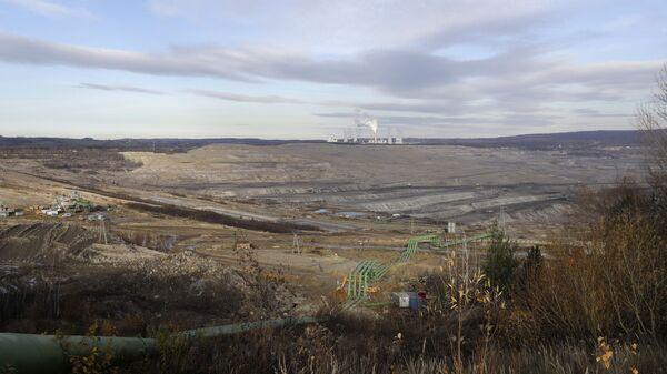 Угольный разрез Туров, недалеко от города Богатыня, Польша - Sputnik Česká republika