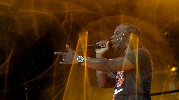 Французский рэпер африканского происхождения Youssoupha - Sputnik Česká republika