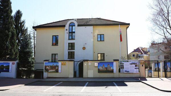 Посольство Беларуси в Чехии - Sputnik Česká republika