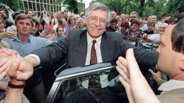 Президент Чешской Республики в Праге - Sputnik Česká republika