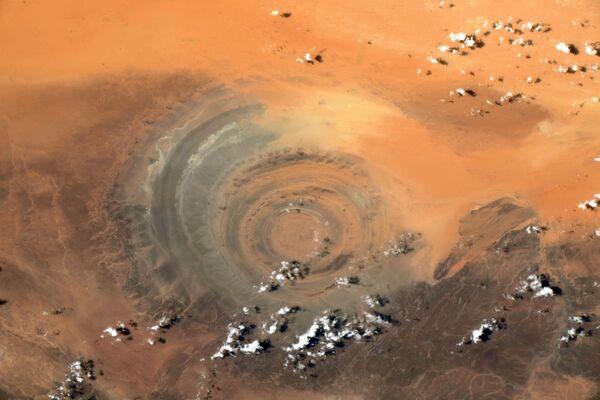 Fotografie Ríšatu od astronauta ESA Thomase Pesqueta - Sputnik Česká republika