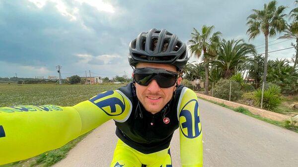 Cловацкий велосипедист Adrián Babič - Sputnik Česká republika