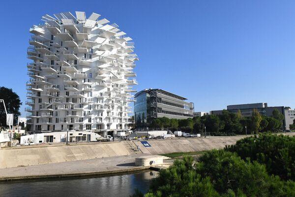 Obytný komplex White Tree v Montpellier - Sputnik Česká republika