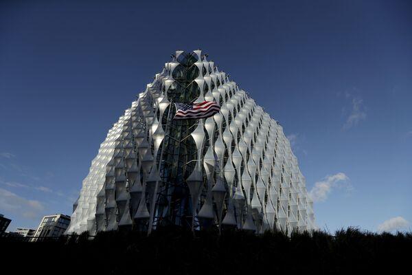 Velvyslanectví USA v Londýně - Sputnik Česká republika