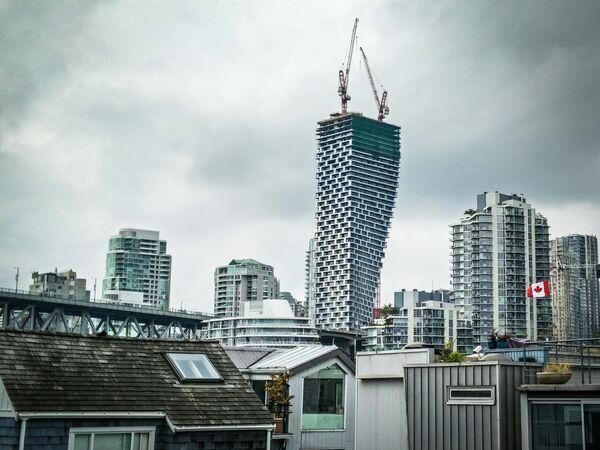 Budova Vancouver House v Kanadě  - Sputnik Česká republika