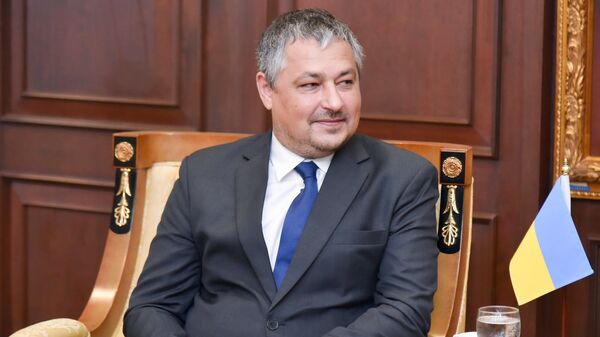 Украинский посол в Таиланде Андрей Бешта - Sputnik Česká republika