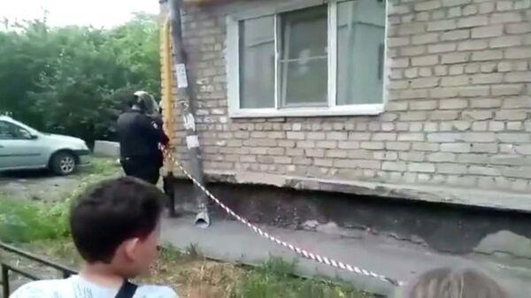 Спецоперация во время стрельбы по прохожим в Екатеринбурге - Sputnik Česká republika