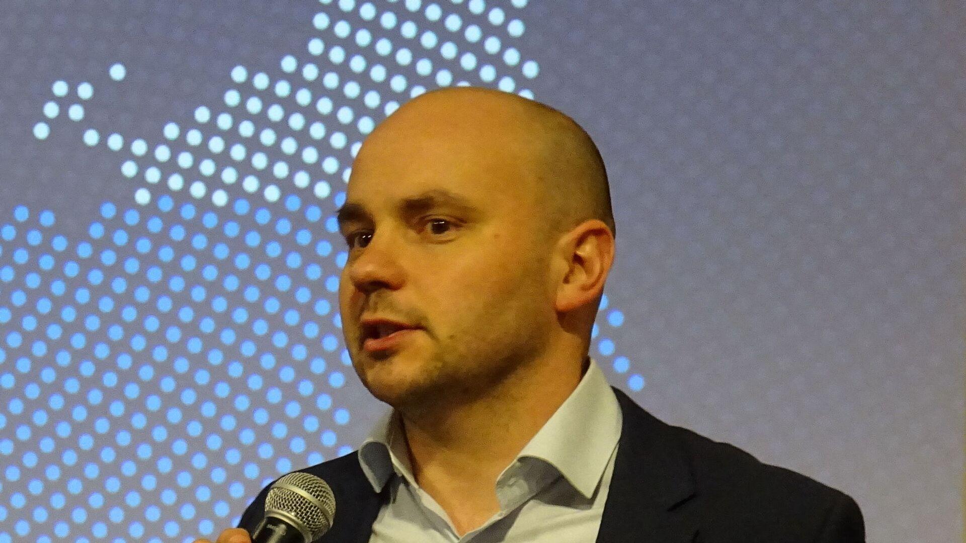 Bývalý ředitel hnutí Otevřené Rusko Andrej Pivovarov - Sputnik Česká republika, 1920, 01.06.2021