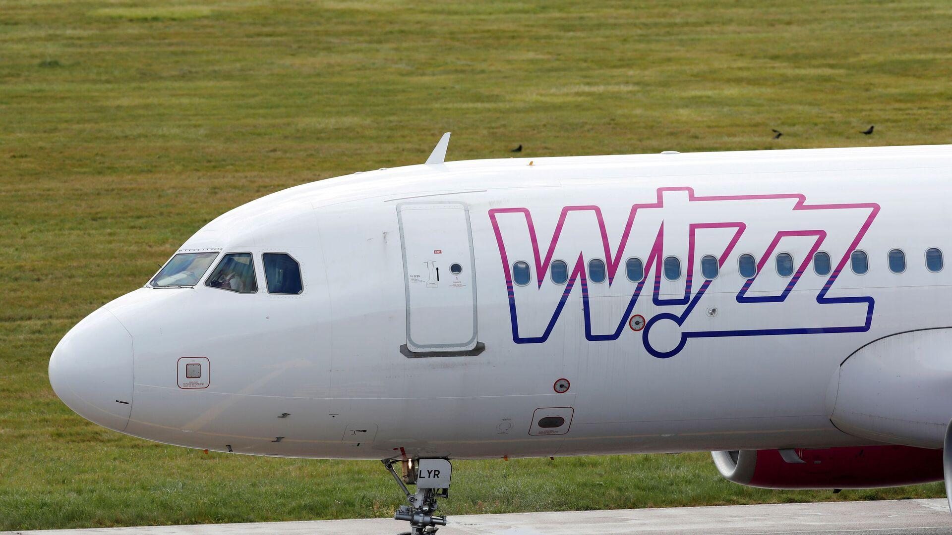 Letadlo Wizz Air - Sputnik Česká republika, 1920, 02.06.2021