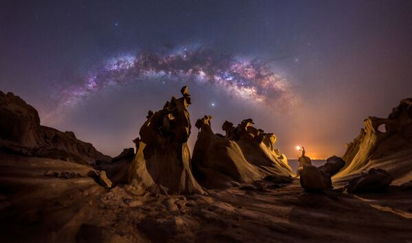 Provincie Hormozgán, Perský záliv, Írán. Fotograf – Mohammad Hayati - Sputnik Česká republika