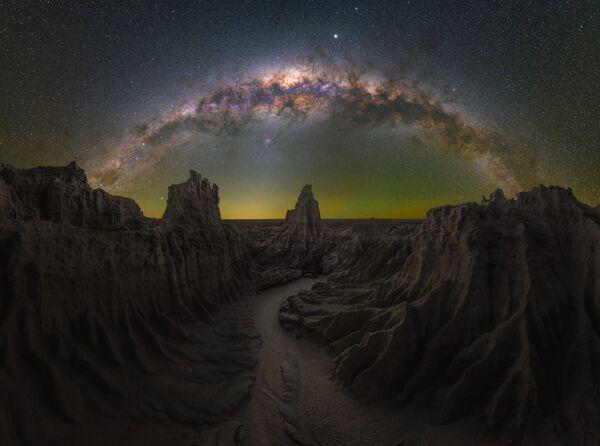 Národní park Mungo, Austrálie. Fotograf – Daniel Thomas Gum - Sputnik Česká republika