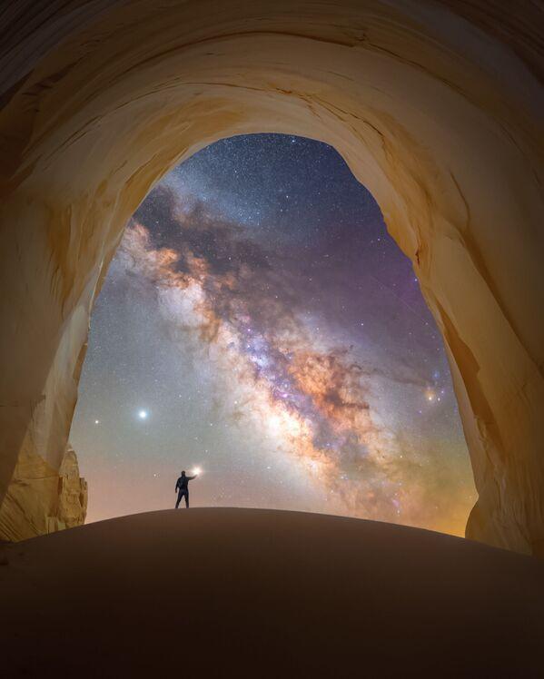Utah, USA. Fotograf – Spencer Welling - Sputnik Česká republika