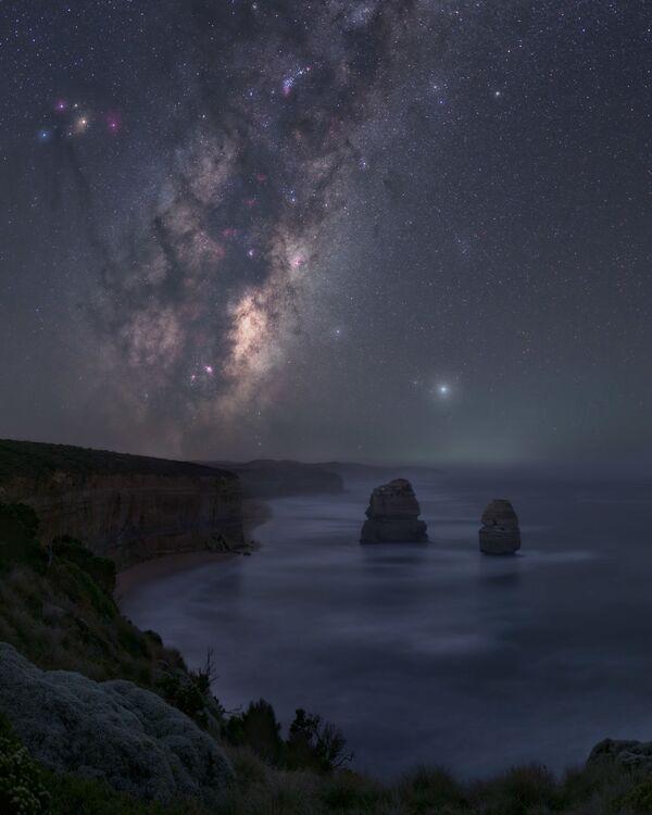 Great Ocean Road, Victoria, Austrálie. Fotograf – José Luis Cantabrana - Sputnik Česká republika