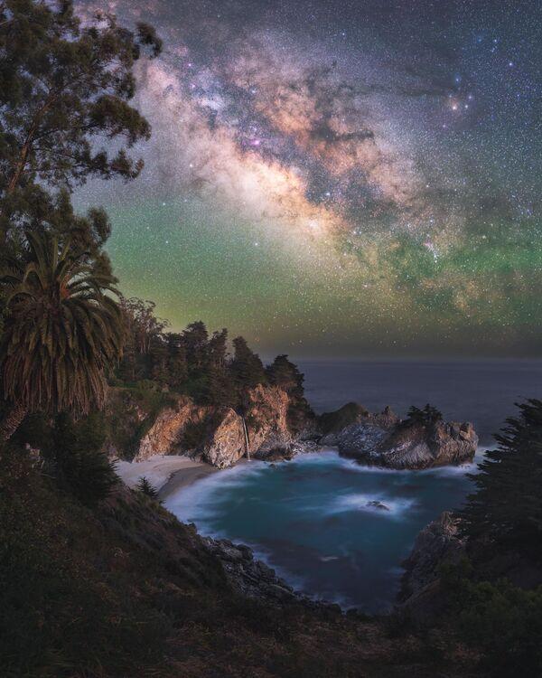 Big Sur, Kalifornie, USA. Fotograf – Marcin Zając - Sputnik Česká republika