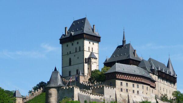 Замок Карлштейн в Чехии - Sputnik Česká republika