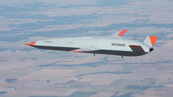Беспилотный самолет-заправщик Boeing MQ-25A Stingray - Sputnik Česká republika