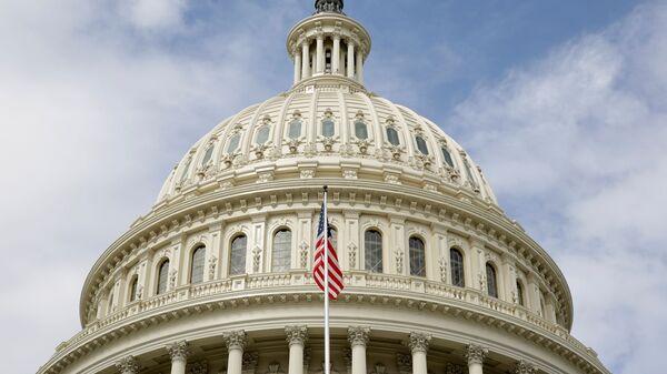 Здание Капитолия в Вашингтоне - Sputnik Česká republika