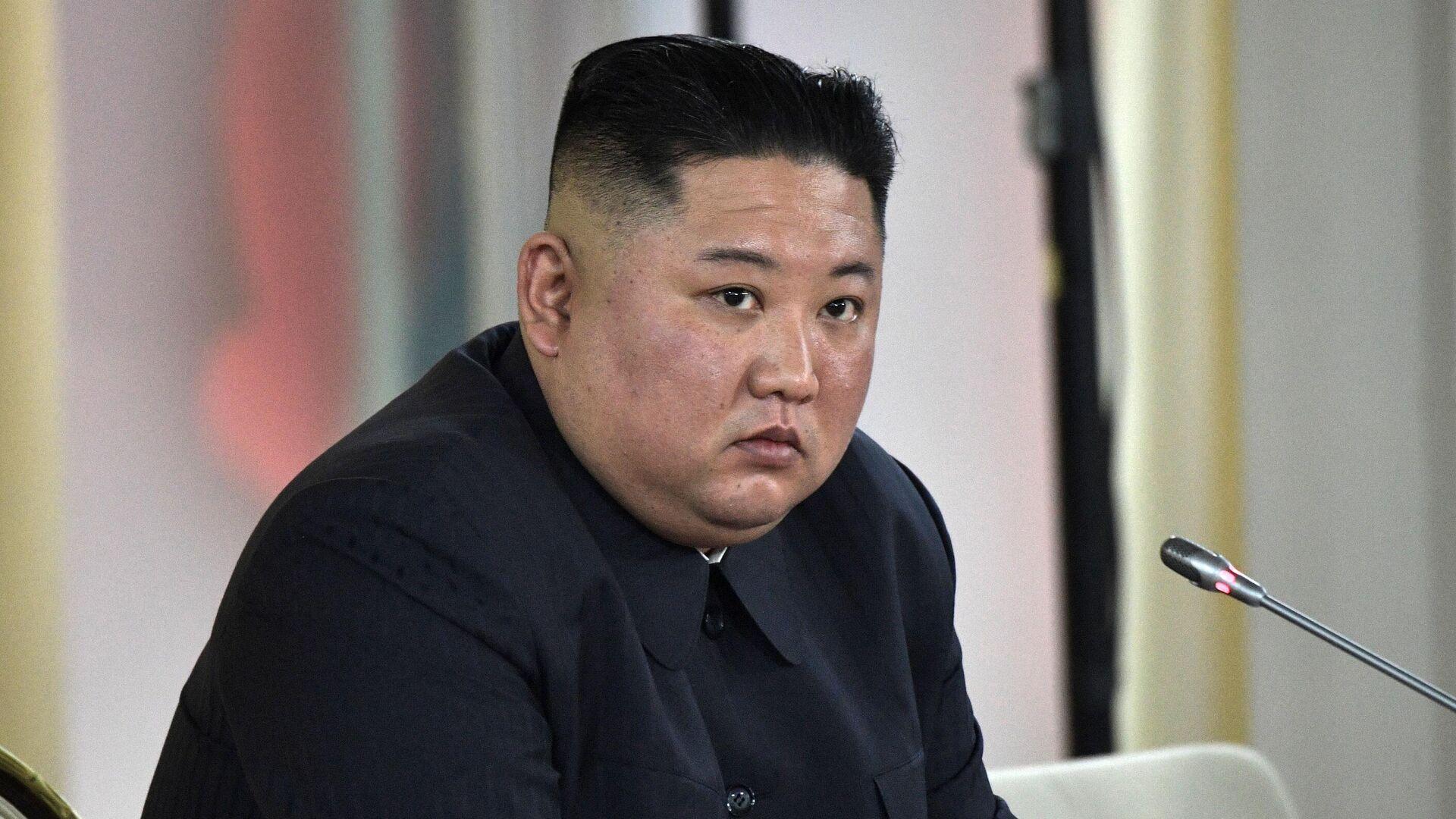 Kim Čong-un v Moskvě, 2019 - Sputnik Česká republika, 1920, 30.07.2021
