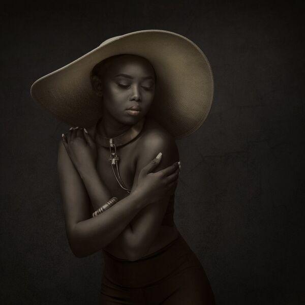 Rakušan Robert Piccoli prostřednictvím tohoto obrazu zkoumá koncept krásy zevnitř. Krása je totiž podle něj stav míru a klidu. Je v podstatě součástí našeho těla, mysli a duše. Krása tedy vyplývá z vnitřního pocitu rovnováhy. - Sputnik Česká republika
