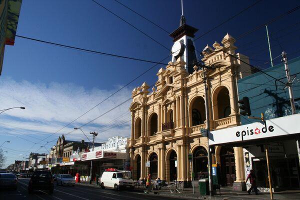 Smith Street v Melbourne v Austrálii - Sputnik Česká republika