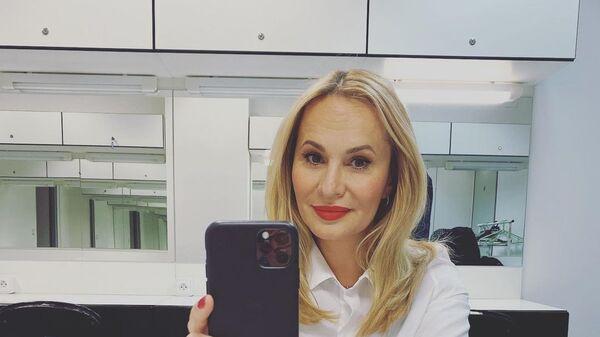 Чешская певица Моника Абсолонова - Sputnik Česká republika